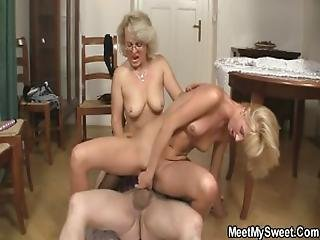 Dirty Bitch Fucks With Her Bfs Olds