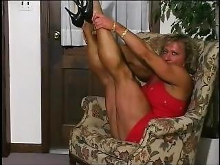 Hot Muscular Legs