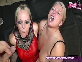 Miss Loly And Rosella Extrem Creampie Piss Gangbang Party