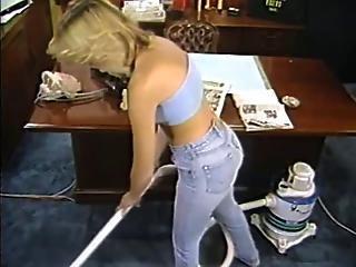 Stacy Donovan Vs. Vacuum Cleaner