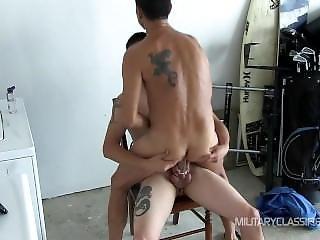 Hot Military Guy Fucking