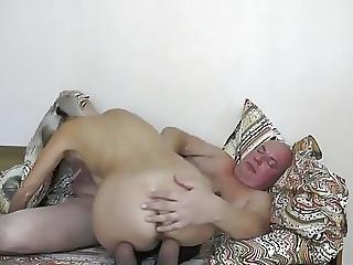 Old Man Fuck Russian Blonde Teen