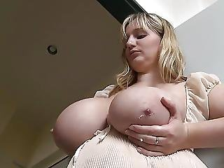 Big Natural Boobs Full Of Milk