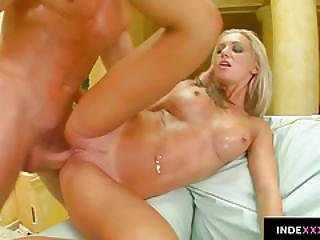 Lucia Gets Her Ass Drilled Gonzo Style In Anal Scene