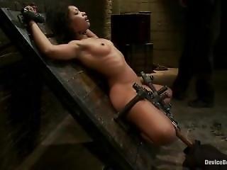 Bondage, Ebony, Torture
