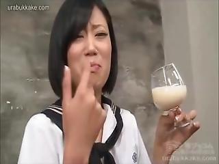 Drinkers Semen : Uta Kohaku