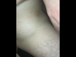 Because My Dick Is So Small.. Had To Find Her A Big Cock To Please Her!!!!
