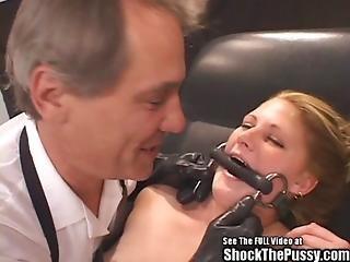 Cum Slut In Training Electrofied Slave