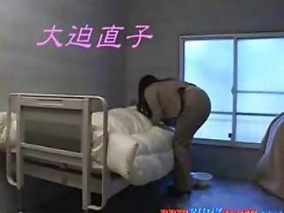 Busty Massive Asian Nurse
