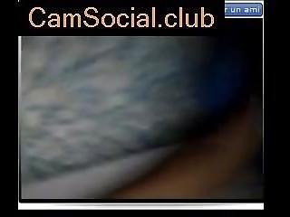 Amateur, Masturbatie, Tiener, Handdoek, Webcam