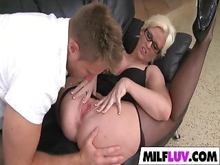 Pleasing Milf Kaylee Brookshire