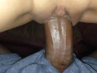 Sexy Latina Pretty Wet Pussy Takes Black Cock With Glory !!!