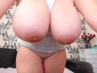 Massive Boobs Bouncing All Over The Place