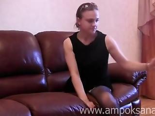 Amputee Girl