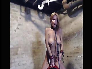 Milf Rides Sybian In Cam Show