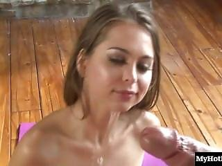 Riley Reid Has A Lot Of Yoga To Practice, But Her Man Is