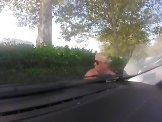 Car Park Sex Wife