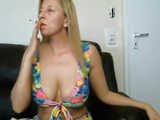 Cute Tunderose Fucking On Live Webcam -