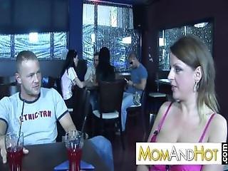 Milf Madison Peet Fucked In Public Bar