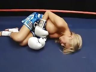 Topless Kickboxing #1