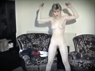 amadores, britânica, francesa, masturbação, só, vintage