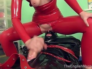 Mistress Tease Her Slave