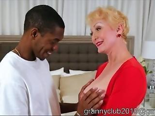 anal, blasen, grossmutter, omi, Reife, milf, jung