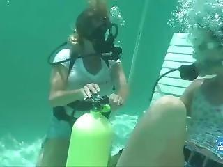 Underwater Full Face Bp