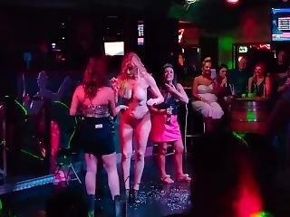 Sticky Vicky And Star Wars Live Sex Show Benidorm