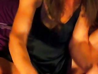Noisy Horny Uk Milf Plays On Webcam