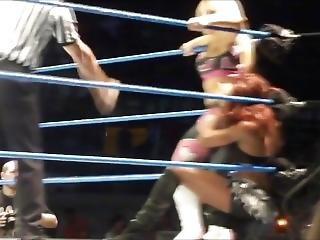 Natalya Stinkfaces Alicia Fox