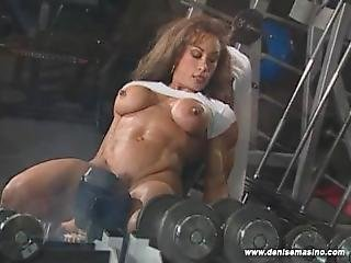 Denise Masino Gym Heat Scene01