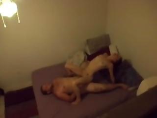 Daddy Sex Wife In Hidden Cam When Sun Spying