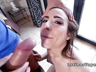 amatør, smuk, stor cock, blowjob, fed, snyder, kneppe, hardcore, latina, mexicansk, pov, spansk, sutter