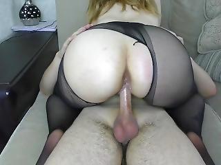 Amateur Teen Big Ass - Assjob Pantyhose