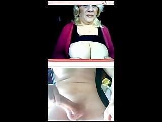 Ruling C2c World Msn 64yo Grandma. Annmarie Live On 1fuckdate.com