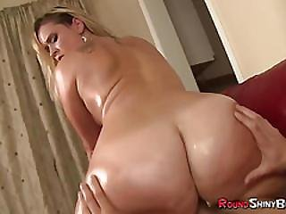 Big Booty Babe Brilliant Bang