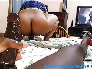 Mutual Masturbation With Deep Anal Riding