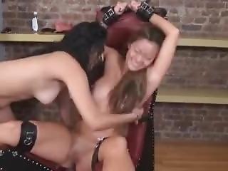 Tickling Franziska - Until She... Breaks Completly!