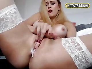 Control Govibra Toy Right Now So She Gets Really Wet