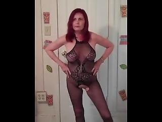 Redhot Redhead Show 7-12-2017 (part 2 Lingerie Photoshoot)
