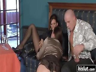 Threesome With Mia And Valentina Rush