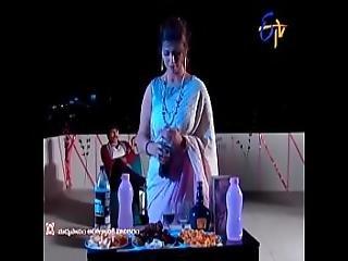 Serial Actress Sravya Sruthi Hot Romance