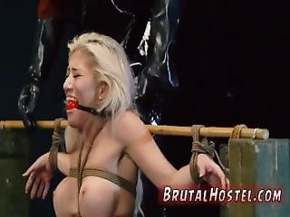 Teacher Punishes Student And Chinese Bondage Big-breasted Blondie Hotty