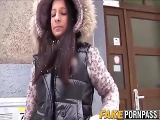 Sexy Babe Joyce Cheats On Her Boyfriend