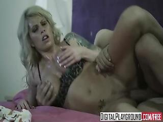 Digital Playground   Busty Blonde Brooke Haven%2Cnew Dad In Town%2C Ben English