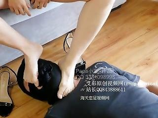 Chinese, Goddess, Foot, Fetish,