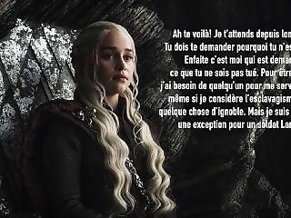 Joi French Daenerys Femdom