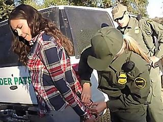 I Fucked Two Border Patrol Guards