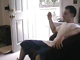 Straight Paulie Gats A Tugjob